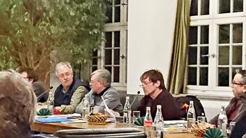 Appretur Isny - Gemeinderatsitzung am 23.1.2017